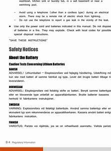 Getac Technology 048 Notebook Computer User Manual