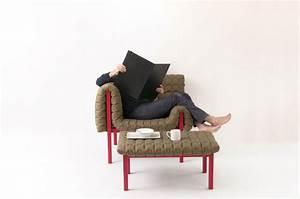 Le fauteuil confortable ruche par la collection ligne roset for Fauteuil moderne confortable