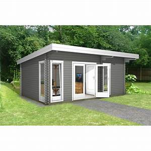 Gartenhaus Mit Flachdach : gartenhaus flachdach 40 mm nwh dorsten 40212 naturholz gartenhaus ~ Frokenaadalensverden.com Haus und Dekorationen