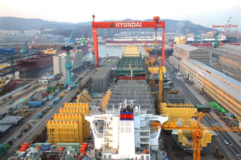 hyundai heavy industries ulsan factory