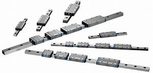 Linear Motion Guides    Profiled Linear Guideways