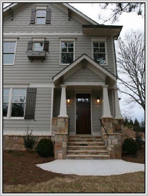 board  batten shutters craftsman style home