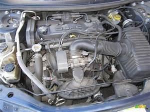 2006 Chrysler Sebring Convertible 2 4 Liter Dohc 16