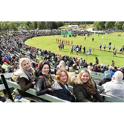 PICTURES: Braemar Gathering gets royal attention - Press