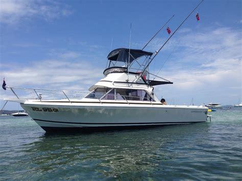 Boat Brokers Queensland by Caribbean 26 Flybridge Sports Fisherman For Sale Yacht