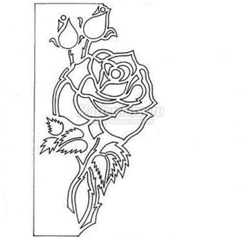 diy kirigami rose  butterfly card