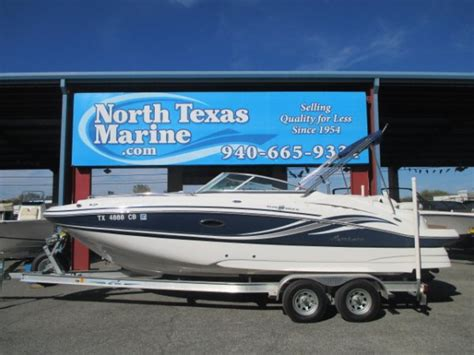 Hurricane Deck Boats For Sale Texas by Hurricane Sun Deck 2400 Boats For Sale In Texas