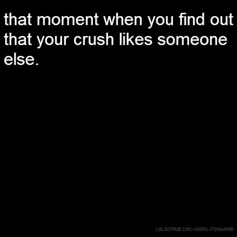 Sad When You See Your Crush Someone Else