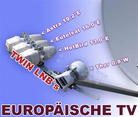 astra 19 2 einstellen 4xlnb diseqc 4 1 multifeed spiegel 100cm