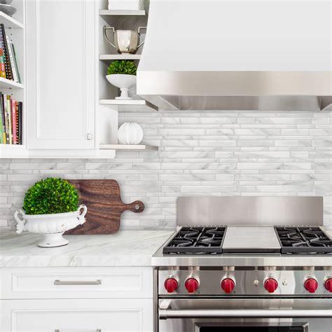 milano massa smart tiles peel stick tile backsplash