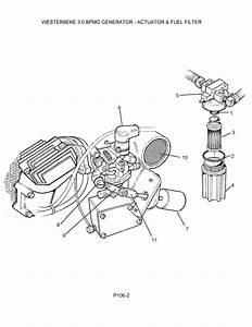 Actuator  U0026 Fuel Filter