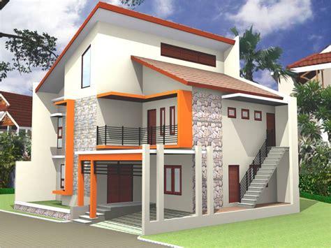 rumah strategis baru rumah sederhana tapi mewah 2 lantai