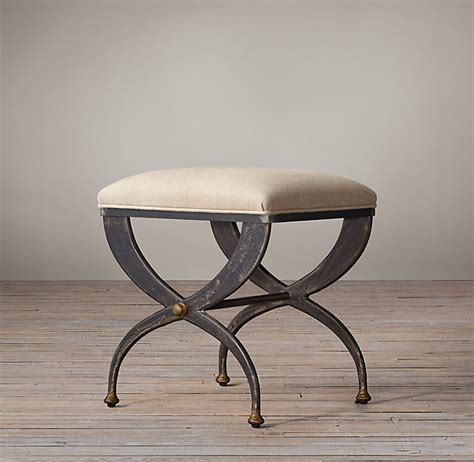 Upholstered Stools For Living Room by Small Upholstered Bench An Instant Seating Addition Idea
