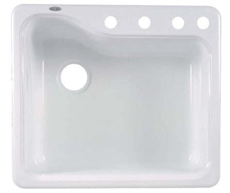 american standard silhouette kitchen sink american standard 7172 804 208 silhouette 25 inch americas