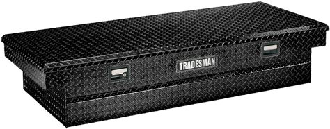 Small Truck Bed Tool Box by Tradesman 174 72 Quot Size Aluminum Cross Bed Tool Box