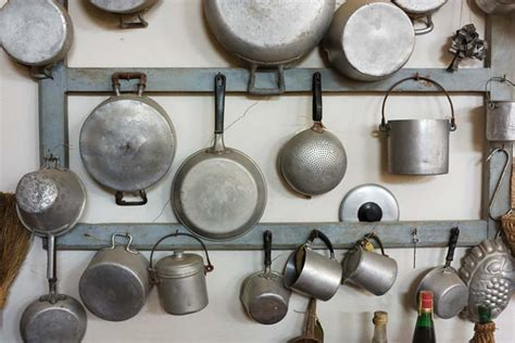 pots pans kitchen wall equipment recycle balm beard cooking cookware tools hook recipe foodal ways hooks uses cabinet storage food