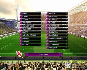Official Font Euro 2012 PC Game Pro Evolution Soccer 2012