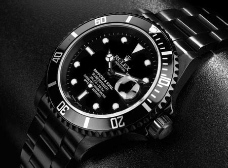 rolex submarine gold rubber professional watches rolex submariner all black by