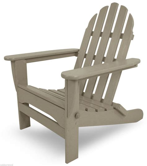 resin adirondack chairs colors polywood 174 classic folding adirondack chair polywood 13