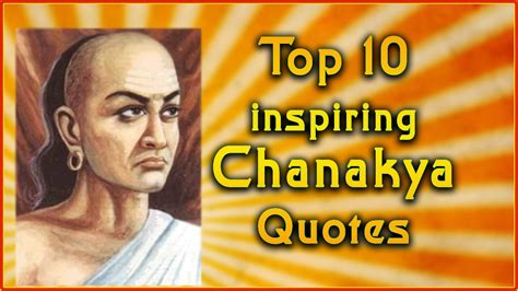 Top 10 Chanakya Quotes  Inspirational Quotes Youtube