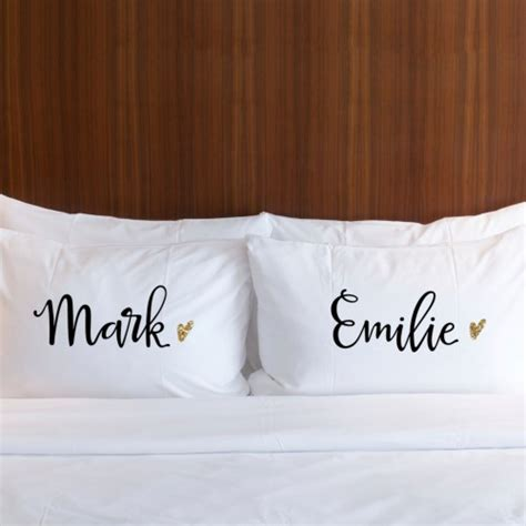 personalized pillow cases personalized pillowcases