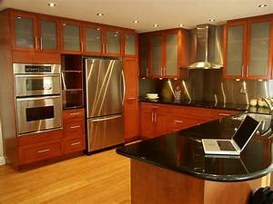 inspiring home design stainless kitchen interior designs With home interior design kitchen pictures
