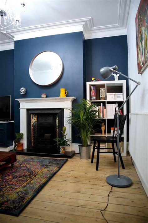 victorian mid terrace living room farrow  ball hague
