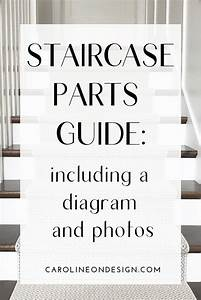 Your Guide To Staircase Parts  Diagram   Photos