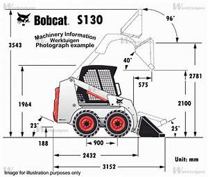 Bobcat S130 - Bobcat - Machinery Specifications