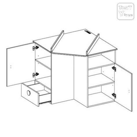 Meuble Table à Langer D Angle by Table 224 Langer D Angle Viry Ch 226 Tillon 91170