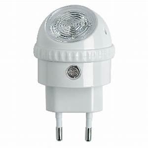 Nachtlicht Mit Steckdose : led nachtlicht osram lunetta f r die steckdose mit sensor ~ Watch28wear.com Haus und Dekorationen