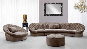 contemporary fabric sectional sofa set with matching With modern sectional sofa and ottoman set