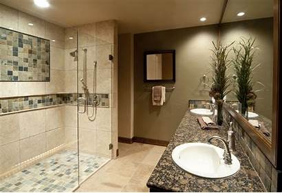Tile Modern Patterns Bathrooms Shower Mosaic Designs
