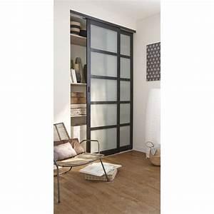 ordinaire installer portes coulissantes placard 2 With installer porte placard coulissante