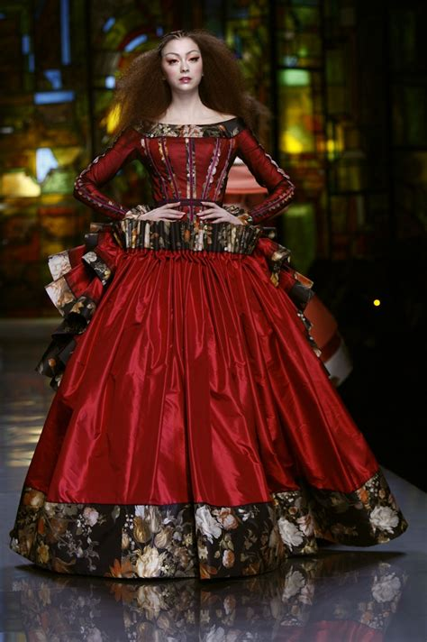 Christian Dior Spring 2009 Haute Couture   Fashion Gone Rogue