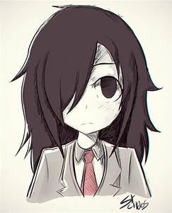 Tomoko Kuroki - Wakamote FanArt by agustophack on DeviantArt