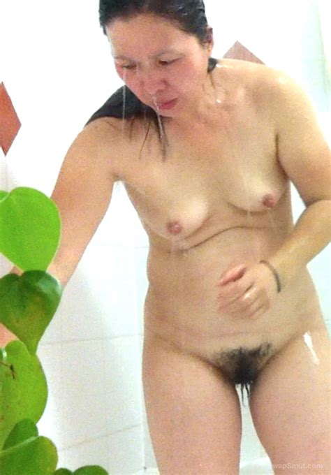 Japanese Mother And This Is My Body Naked While Taking A