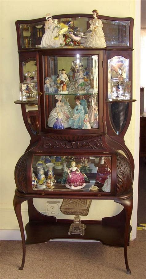 antique mahogany curio cabinet 17 best images about antique side by side on 4113