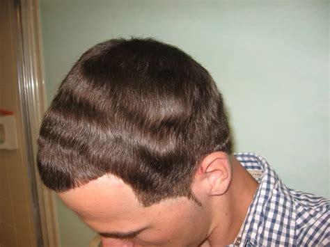 men waves part update hairstyles ideas