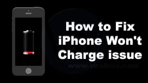 iphone wont stay charged iphone won t charge how to fix iphone not charging