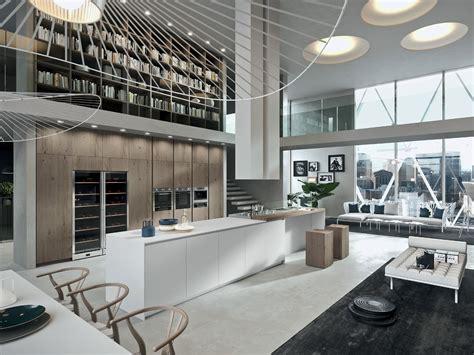 interiors cuisine 7 inspirational loft interiors