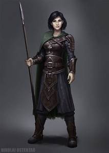 Rouge? | Characters | Pinterest | Leather armor, Female ...