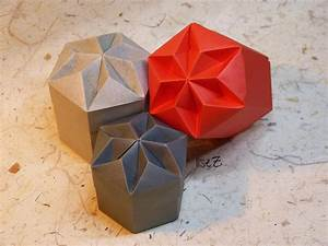 U201chexagon Diamant Box U201d By Tomoko Fuse