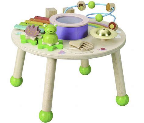 table eveil bebe avec siege table d 39 éveil à poser table d 39 activités avec pieds