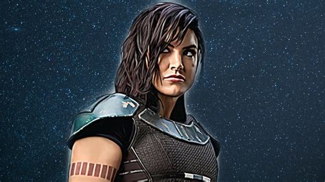 Star Wars: some Mandalorian fans unhappy with Gina Carano ...