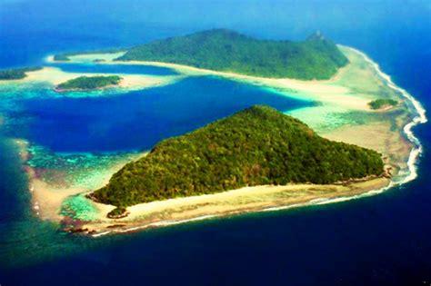 indahnya indonesiaku kepulauan anambas surga pulau