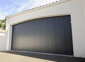 Porte Garage Coulissante Motorisée : installation thermique porte garage sectionnelle ~ Dailycaller-alerts.com Idées de Décoration