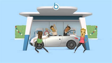 budget insurance car tvc