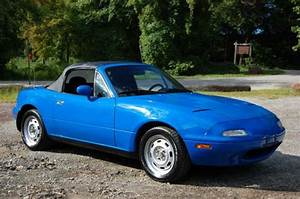 Buy Used 1991 Mazda Miata Base Convertible 5 Speed 1 Owner