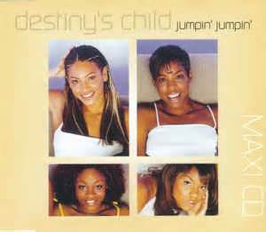 Destiny's Child - Jumpin' Jumpin' (CD) at Discogs
